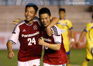 2015 AFC Cup: Global FC vs. South China AA