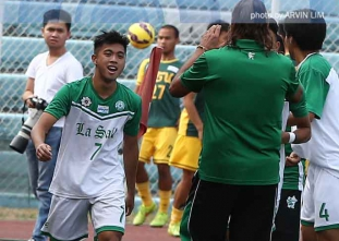 UAAP 77 Men's Football Semifinals: DLSU vs. Ateneo