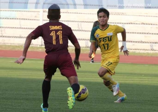 UAAP 77 Men's Football Semifinals: FEU vs UP