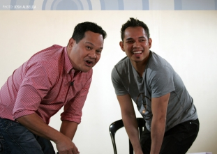 BTS: 'Fighter's Cut' with Bayani Agbayani and Nonito Donaire