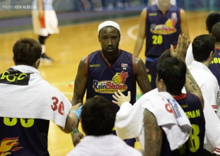 2015 PBA Commissioner's Cup: Rain or Shine vs Ginebra