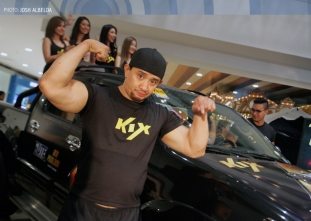 KixTV R U Tough Enough Press Launch