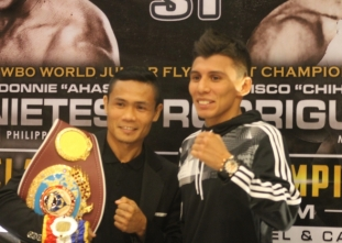 PINOY PRIDE 31 Press Conference