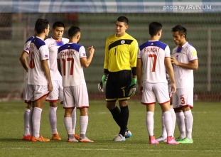 Lucena strikes again as Azkals down Maldives in friendly