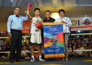 Elorde brothers bag respective knock out victories