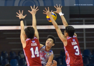 NCAA 91 Men's Volleyball: EAC vs. AU