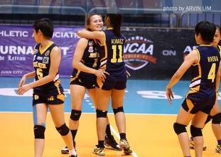 NCAA 91 Women's Volleyball: JRU vs. Mapua