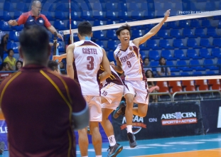 NCAA 91 Men's Volleyball: San Beda vs. Perpetual