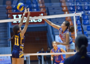 NCAA 91 Women's Volleyball: Arellano vs. JRU