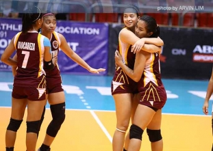 NCAA 91 Women's Volleyball: Perpetual vs. EAC
