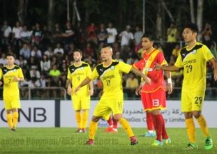 2016 AFC Cup: CERES-LA SALLE FC vs.FA SELANGOR
