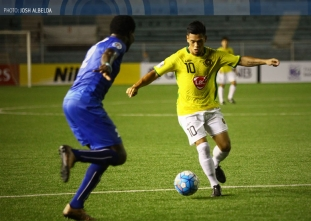 Last-second goal sends Kaya FC to first AFC Cup win