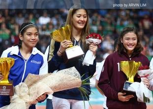 UAAP Season 78 Women's Volleyball Awarding Ceremony