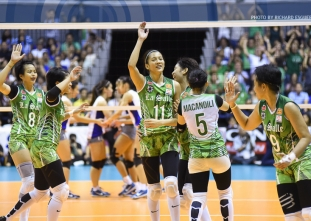 Lady Spikers complete 3-year journey with title no. 9