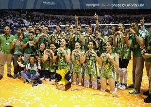 UAAP Women's Volleyball Finals Awarding Pt. 2