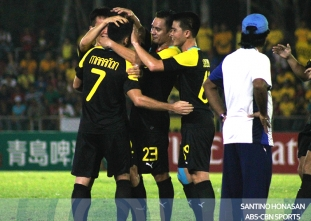 Ceres finishes atop Group E behind Gallardo hat trick