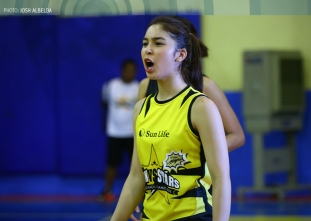 2016 Star Magic Games: Volleyball - Team Green v Team Yellow
