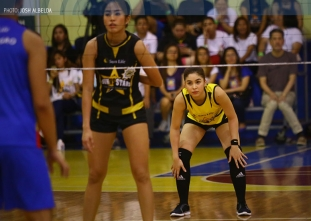 2016 Star Magic Games - Volleyball: Team Star v Team Sun