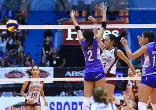 Valdez shines in debut, helps BaliPure win three straight