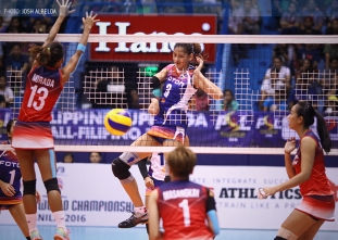 Petron blanks Foton to open title defense