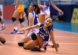 Rondina explodes for 21 in Foton win