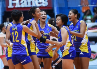 Jet Spikers draw first blood in semis series