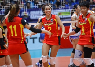 F2 Logistics coasts to fourth straight win