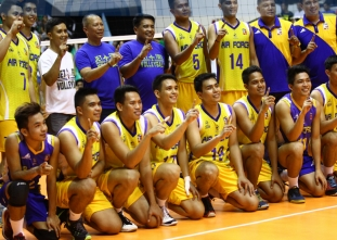 Air Force sweeps Cignal, soars for breakthrough title