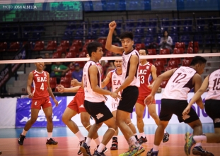 Spikers' Turf Photos: UP v EAC