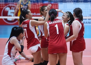 Cignal inches closer to a fifth place finish
