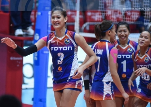 Foton demolishes Petron in straight sets
