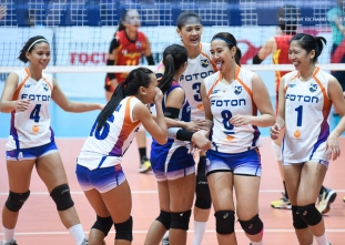 Foton sets knockout semifinals match against RC Cola-Army