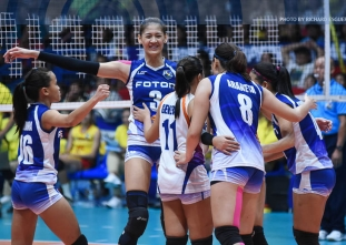 Foton levels PSL All-Filipino Conference Finals series, 1-1