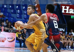 JRU strikes third win in a row, buries Letran in OT