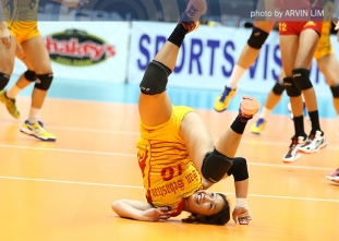 Lady Tams sweep Lady Stags to boost semis bid