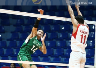 Spikers' Turf: NCBA vs. San Beda