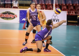 Lady Eagles soar to semis after eliminating San Sebastian