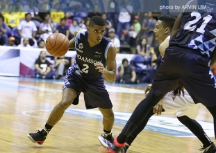 Ahanmisi torches UP as Adamson gets off to a hot start