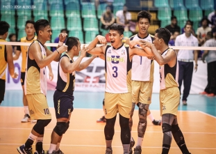 Spikers' Turf Semis: NU defeats UST