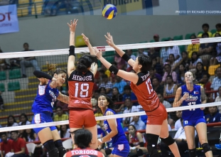 Japan schools Foton Pilipinas in straight sets