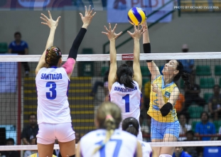 Kazakhstan shows might, drops Foton Pilipinas in three sets
