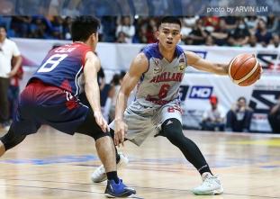 Jalalon shows way as Arellano books return to Final Four