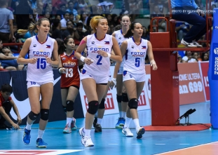 Foton Pilipinas salvages 7th place