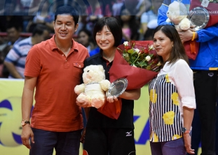 AVC Asian Women's Club Championship Awarding Ceremonies