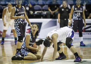 Lady Falcons send statement with domination of Lady Eagles