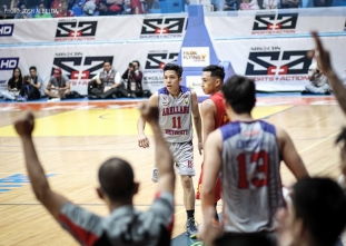 Mapua can't keep up as Arellano scores first twice-to-beat