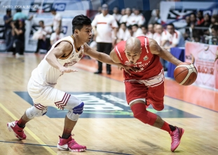 Red Lions push off Altas to claim other twice-to-beat