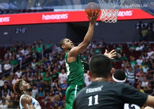 DLSU marches forward to 5-0 after outclassing Adamson