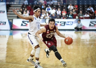 Ateneo follows Ravena's lead all the way to solo second