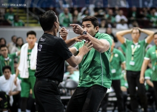 DLSU bucks Ayo's absence, UE's rally to stay unscathed